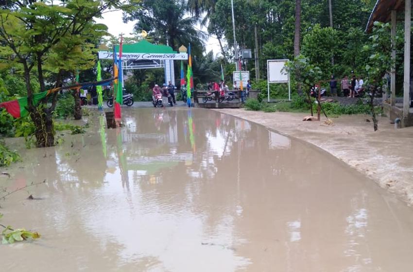 Giliran Pidie Dilanda Banjir