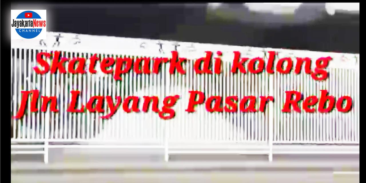 Skate Park Kolong Fly Over