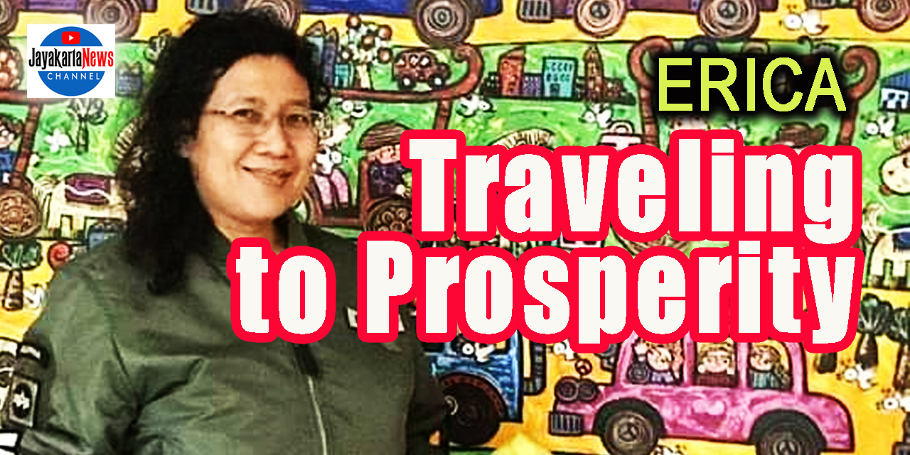 Traveling to Prosperity by ERICA