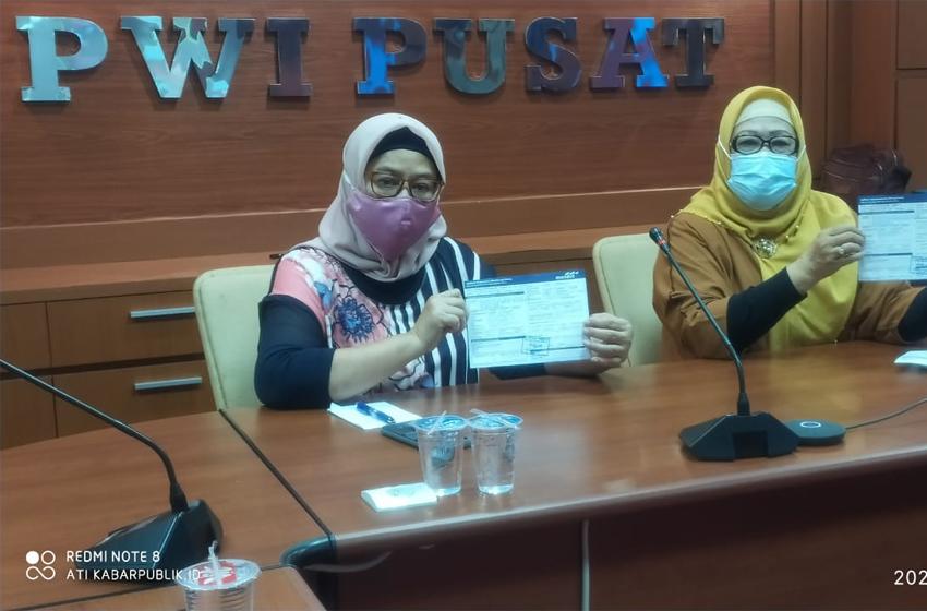 Donasi IKWI buat Korban Bencana di Tiga Wilayah