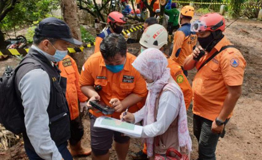 Antisipasi Longsor Susulan, BPBD Jatim Lakukan Survei Geologi, Seismik dan Foto Udara