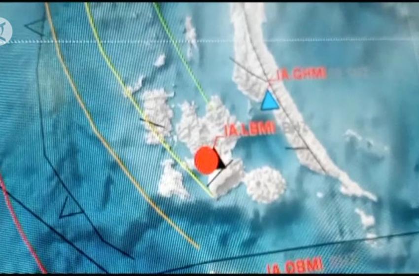 Kerusakan Kategori Ringan Bangunan Akibat Gempa M5,2 Halmahera Selatan