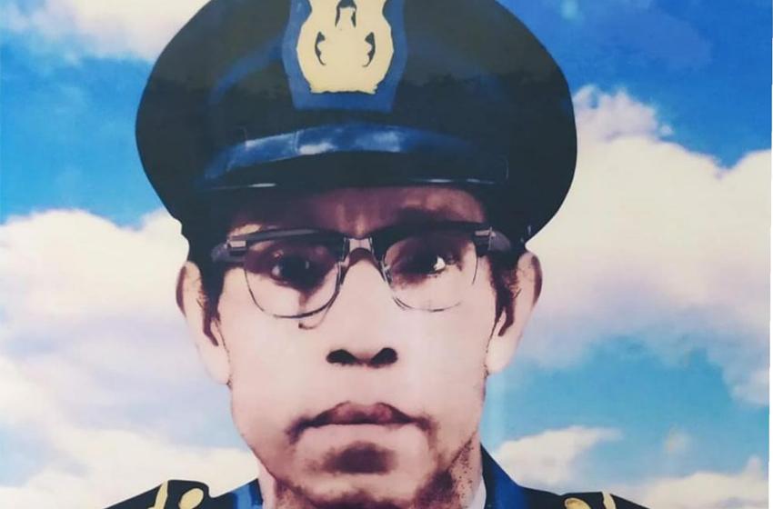 Mayor Udara Corinus Krey, Pejuang Papua Pencetus Nama Irian