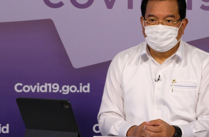 Prof Wiku: Waspadai Kasus Kesembuhan Stagnan, Turunkan Kasus Kematian