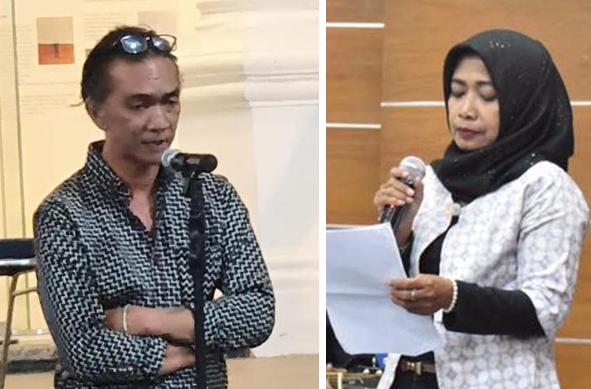 Dua Buku Puisi di Sastra Bulan Purnama