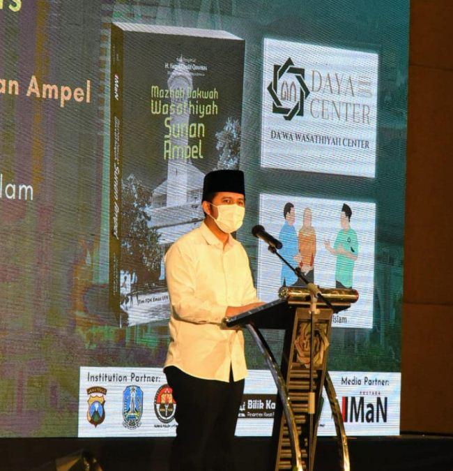 UINSA Terbitkan Buku Madzhab Dakwah Wasthiyah