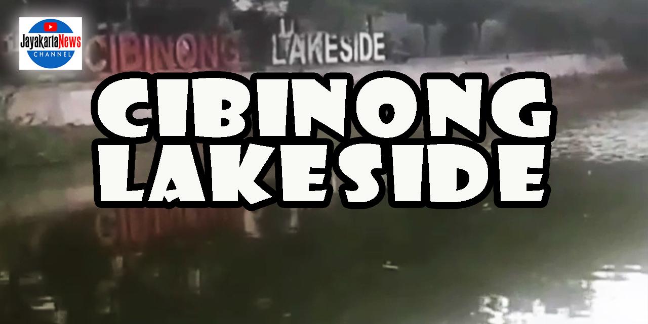Cibinong Lakeside, Icon Baru Wisata Keluarga