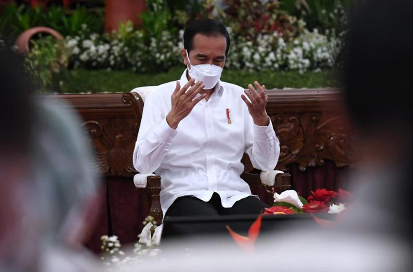 Presiden: Pencegahan dan Mitigasi Kunci Utama Kurangi Risiko Bencana