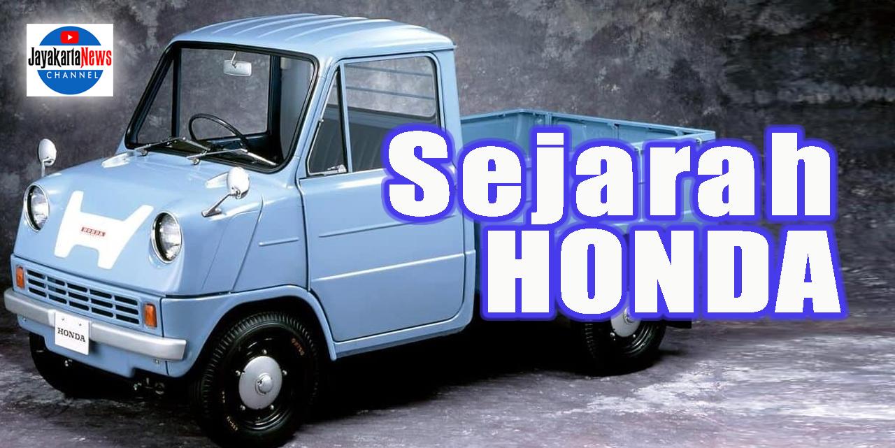 Inilah Asal-usul Mobil Honda