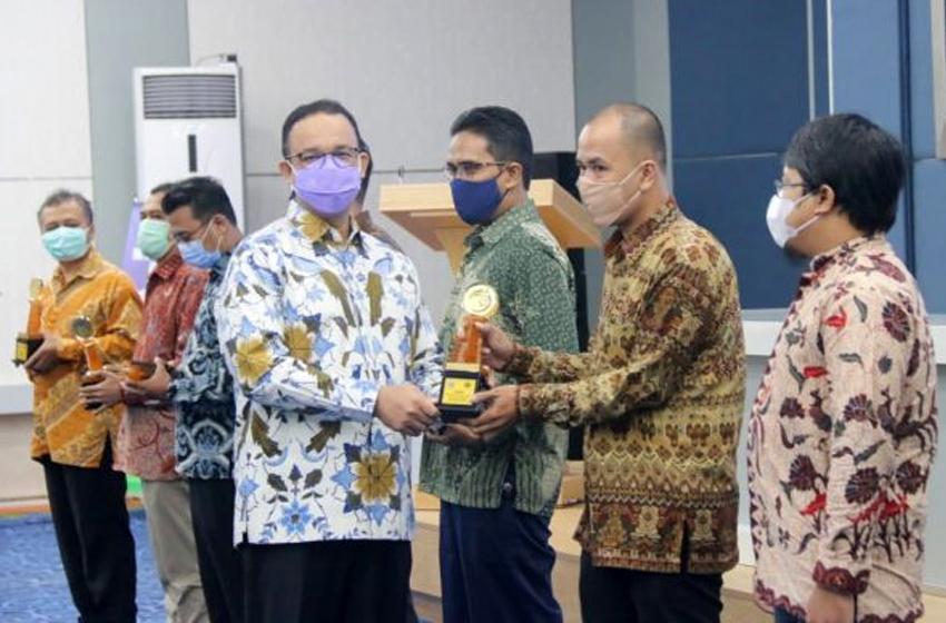PWI Jaya Kembali Gelar Anugerah MHT 2021