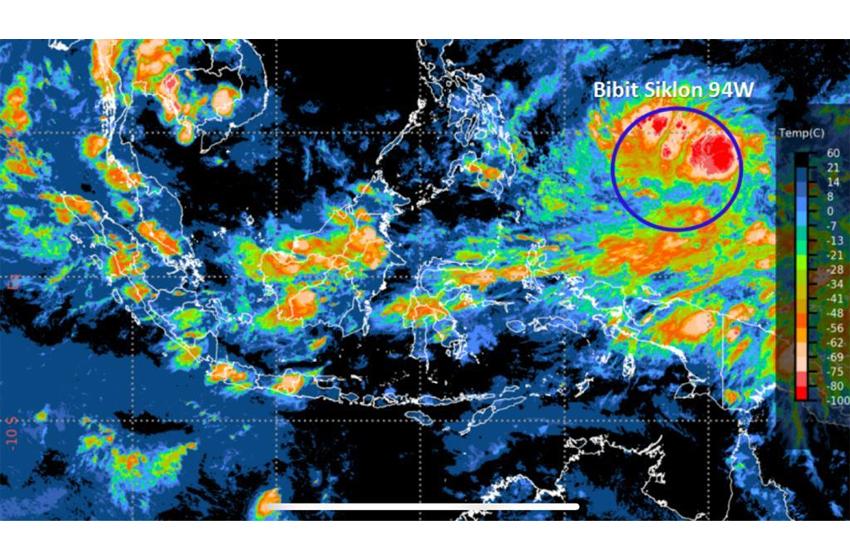 BMKG Peringatkan Potensi Bencana di Sulawesi Utara dan Kalimantan Utara