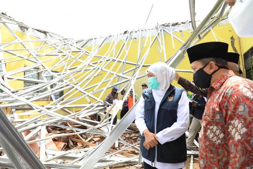 Pasca Gempa 6,1 M Masyarakat Jawa Timur Diminta Waspada Ancaman Bencana Lain