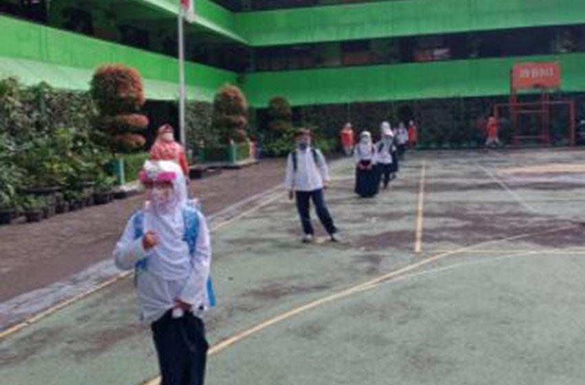 Hasil Pengawasan Ujicoba PTM di Provinsi DKI Jakarta, KPAI Sampaikan 7  Rekomendasi