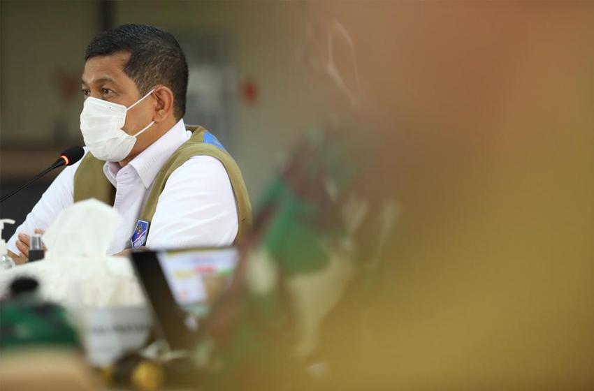 Cegah Covid-19 Melalui Kepulangan PMI, Doni Monardo Minta Kepri Bentuk Satgas Khusus