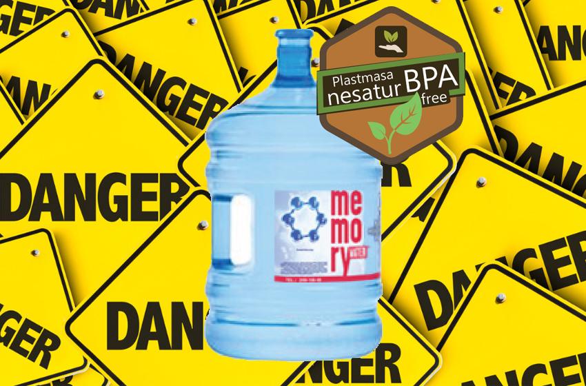 Penelitian Terbaru Bahaya BPA Dalam Kemasan Plastik Kode No 7 Bukan Disinformasi!