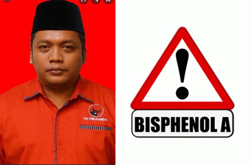 Isu Bisphenol A Masuk Gedung DPR