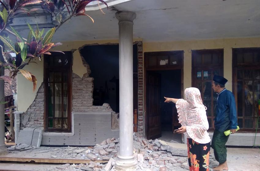 Enam Meninggal Dunia dan Satu Luka Berat Dampak Gempa M6,1