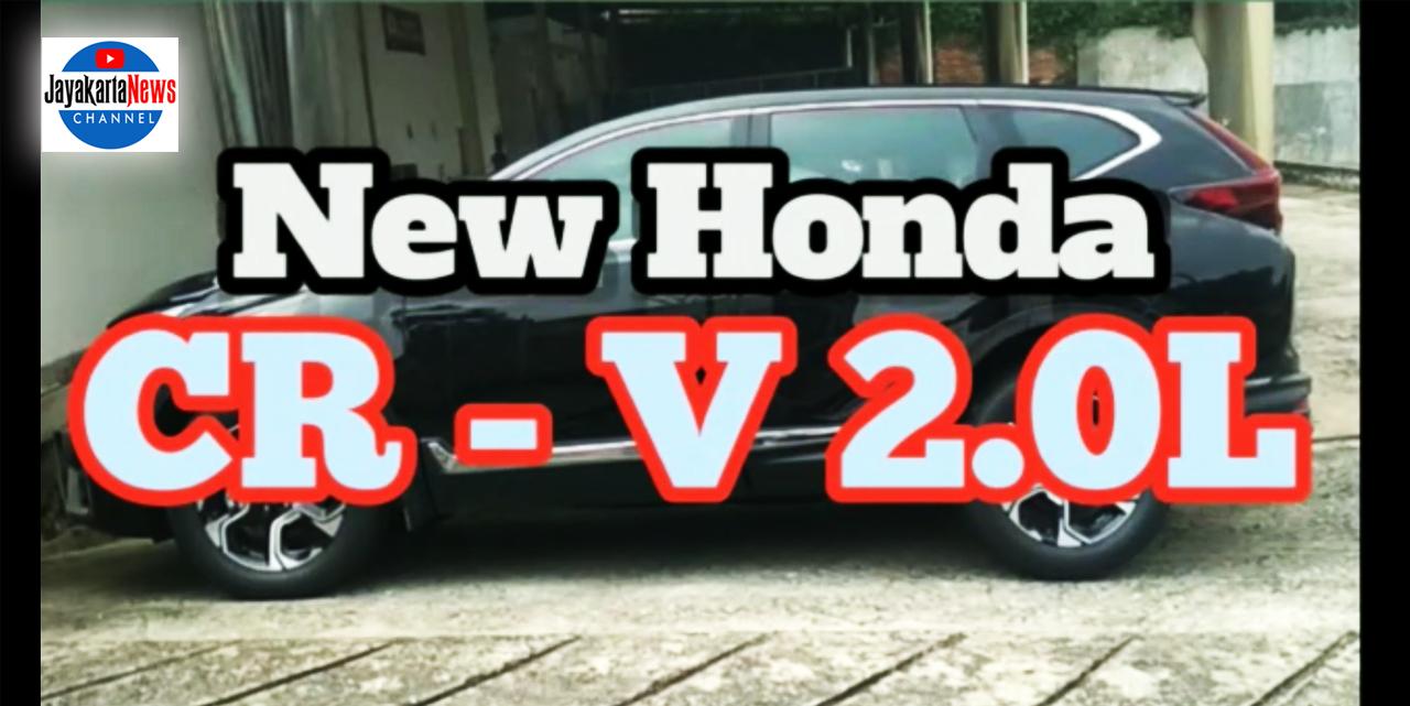 Honda CRV 2021, Revisi Sana-Sini