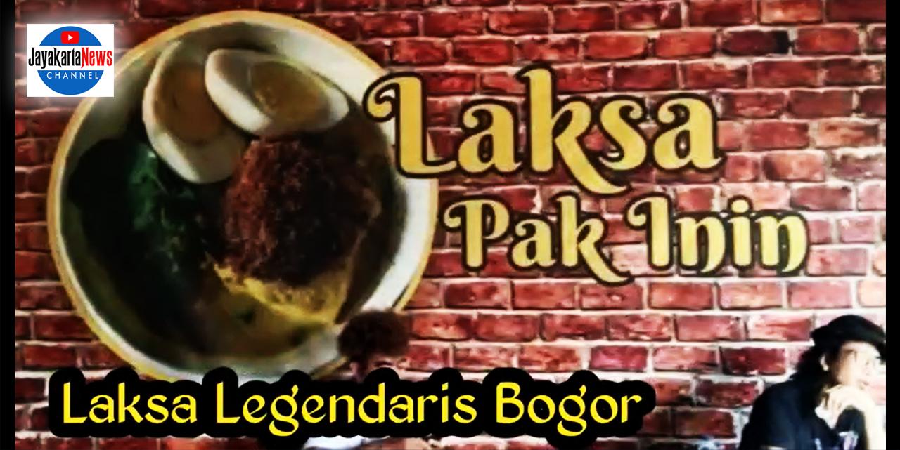 Laksa Pak Inin, Kuliner Legendaris Bogor