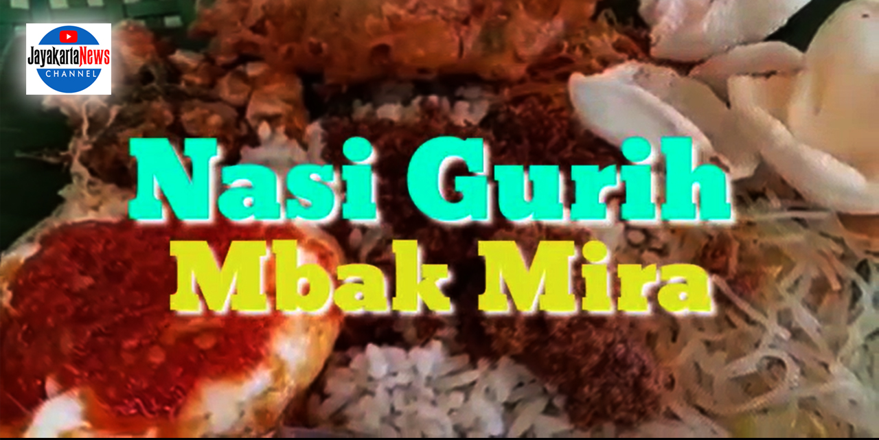 Nasi Gurih Mbak Mira