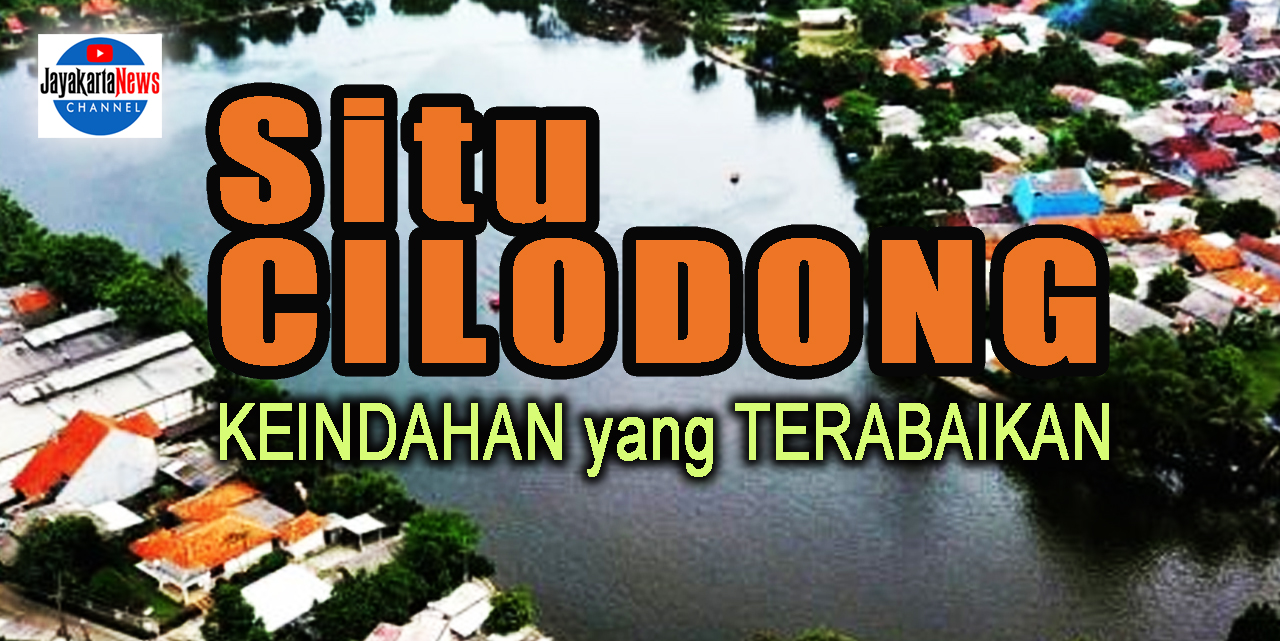 Situ Cilodong, Keindahan yang Terabaikan