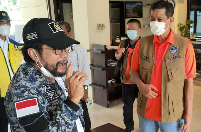 Yorrys Raweyai: TNI-Polri Wajib Menjabat di BNPB