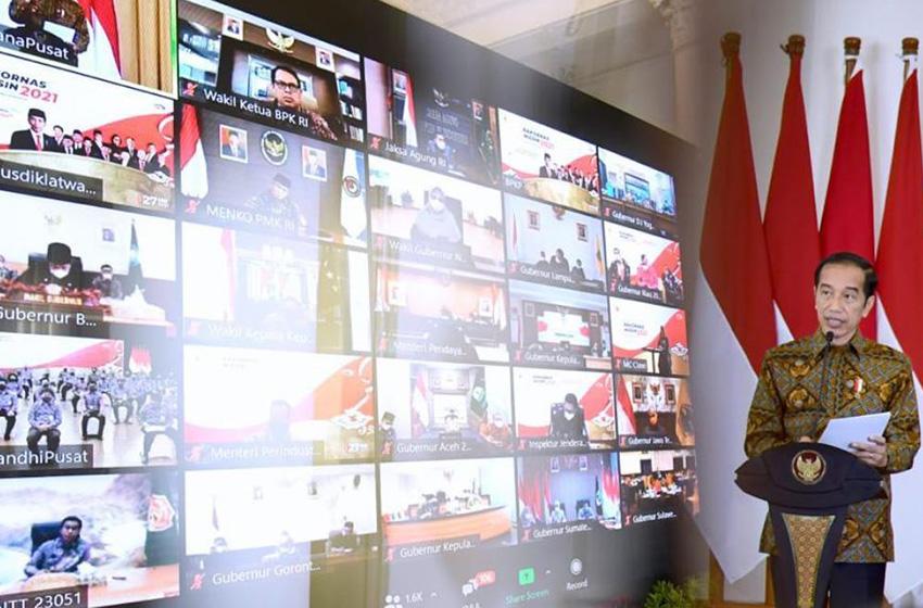 Tiga Arahan Jokowi untuk BPKP dan Pengawas Internal Pemerintah