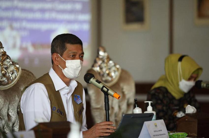 Pengendalian Covid-19 di Jambi, Ketua Satgas Minta Jangan Lengah