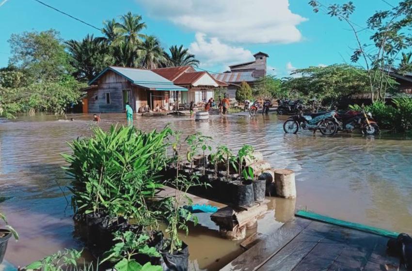 Nunukan Berpotensi Hujan Sedang hingga Lebat Tiga Hari ke Depan