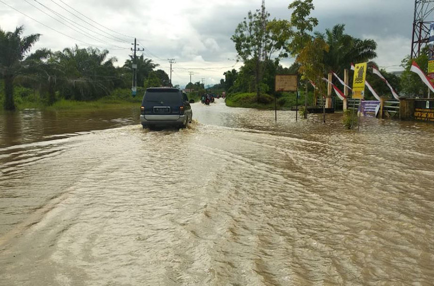 Indeks Risiko Bencana Banjir dan Banjir Bandang Kabupaten Aceh Singkil