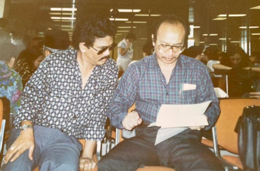 Selamat Jalan Setiadi Tryman, Tokoh Pers Film Indonesia, dan Anggota PWI