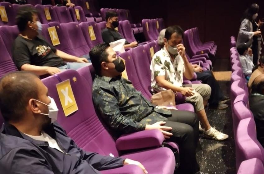 Erick Thohir Nonton 'Tjoet Nja' Dhien' di Harkitnas