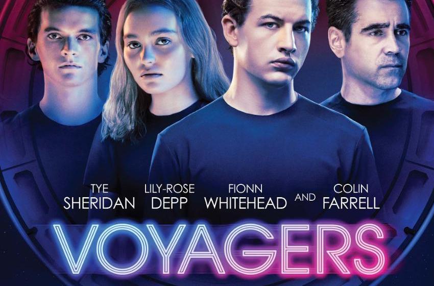 Film 'Voyagers' Perjalanan ke Planet Baru Penuh Paranoia