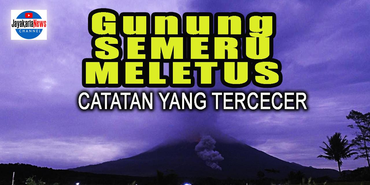 Catatan dari Gunung Semeru