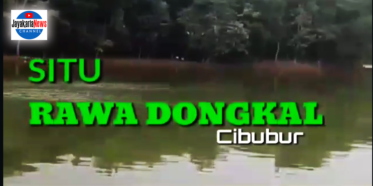 Situ Rawa Dongkal Menggeliat