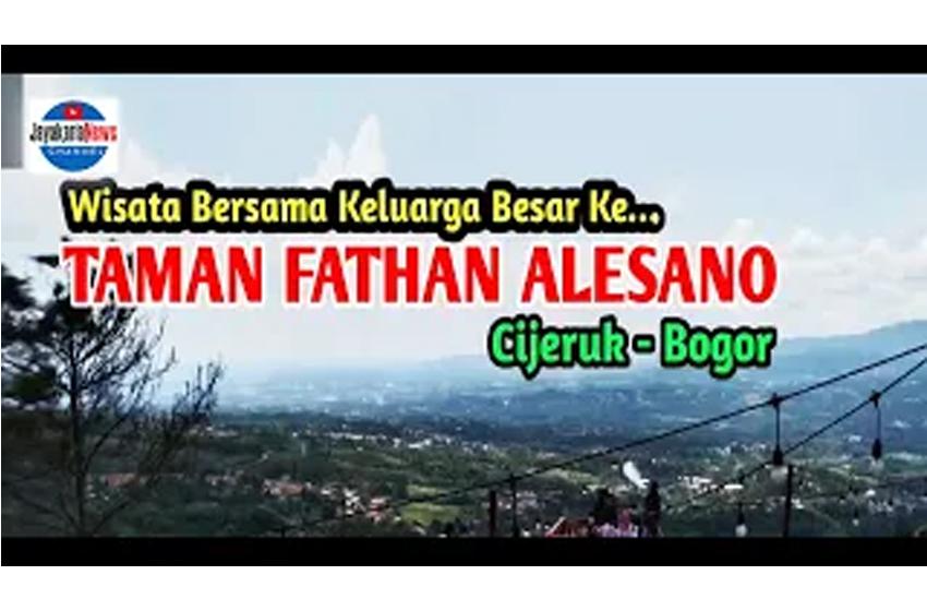 Taman Fathan Alesano, Cafe di Atas Bukit
