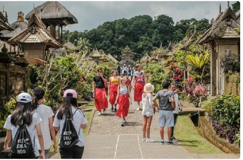 Indonesia Perkuat Kolaborasi dengan Inggris Pulihkan Sektor Parekraf Bali