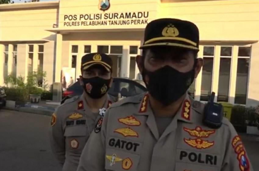 Posko Penyekatan di Suramadu Ditiadakan
