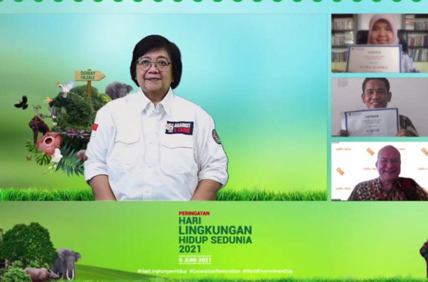 Dua Ilmuwan Indonesia Menangkan CAC 2021
