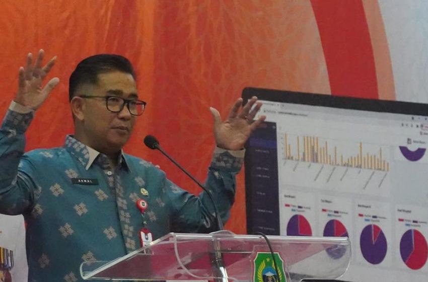 Dukung Regulasi Daerah Berkualitas, Kemendagri Luncurkan e-Perda di Maluku Utara