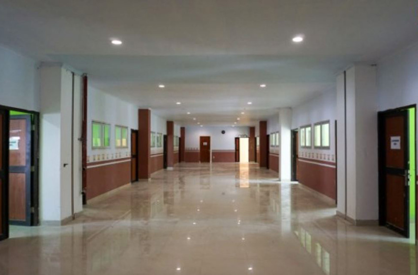 Kementerian PUPR Tuntaskan Rehabilitasi 52 Gedung Pascabencana Gempa Bumi di Sulbar
