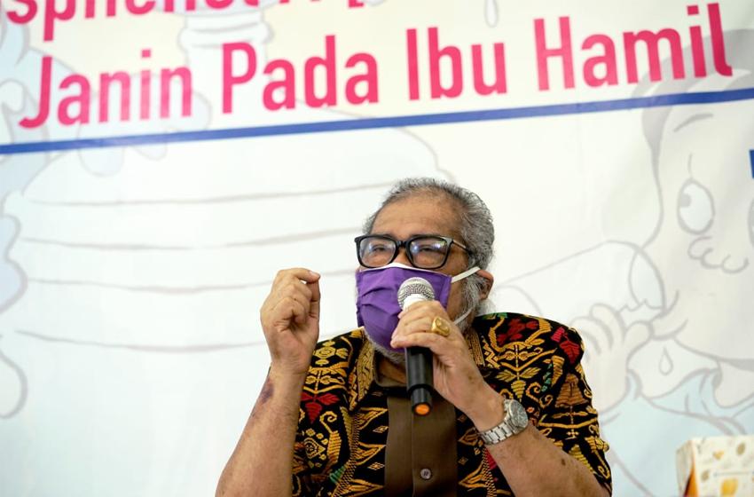 Ketua Komnas Anak Arist Merdeka Sirait Menghimbau Ibu-ibu Tolak BPA