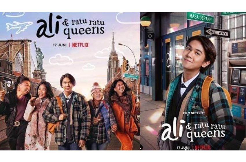 Ali & Ratu Ratu Queens – Kebersamaan Indonesia di New York