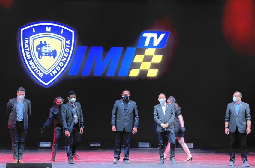 IMI Luncurkan IMI Sport TV dan Film Crazy Fast Indonesian 2