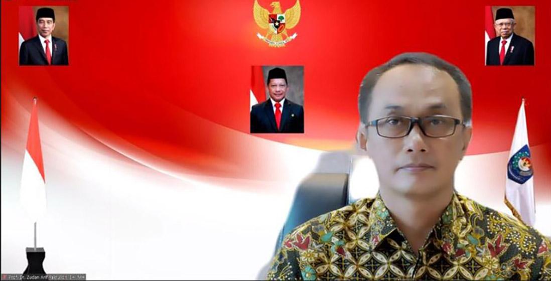 Revisi UU ASN, Prof Zudan Usulkan Eselon I dan II Daerah Jadi Aset Nasional