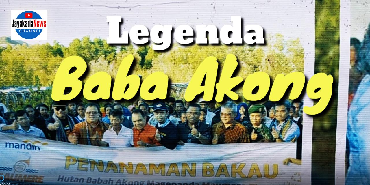 Legenda Baba Akong