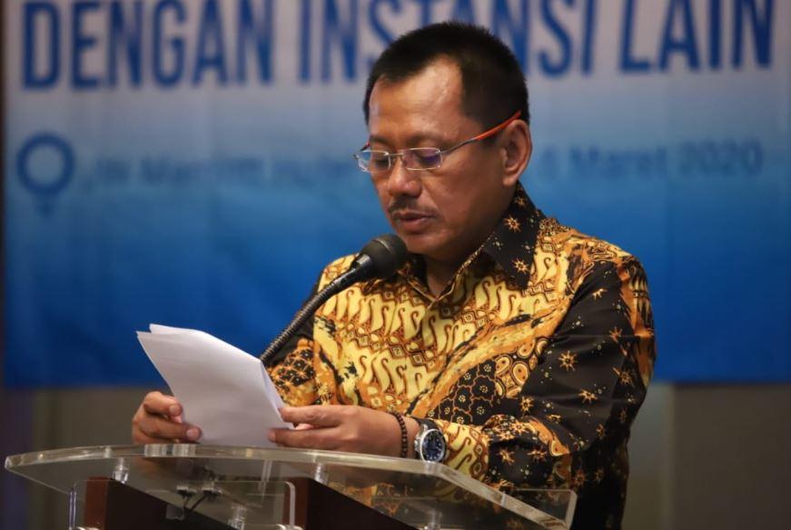 Gubernur Khofifah Tetap Jalankan Tugas Pemerintahan Secara Virtual