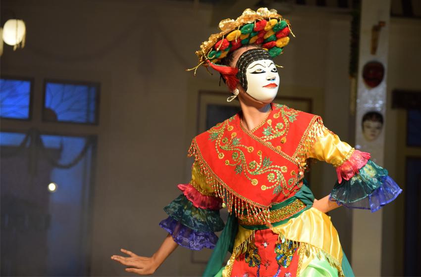 IMO, yang Baru di International Mask Festival 2021