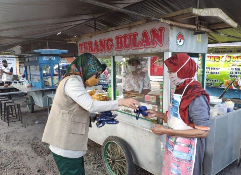 BNPB Bagikan 50.000 Masker pada Masyarakat Bali