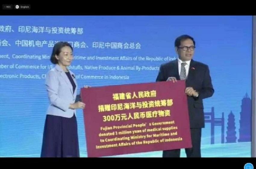 Dukungan Tiongkok untuk Penanganan Pandemi Covid di Indonesia